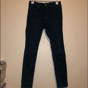 Hollister high-rise jeggings